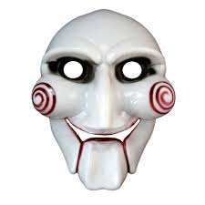 Scary Saw Mask