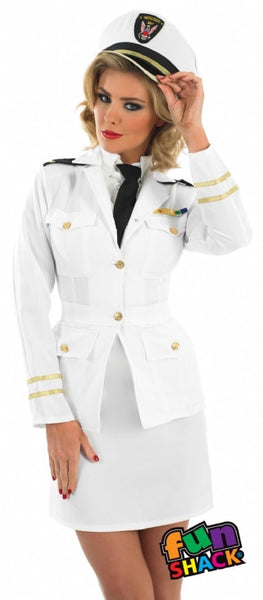 40's Naval Officer