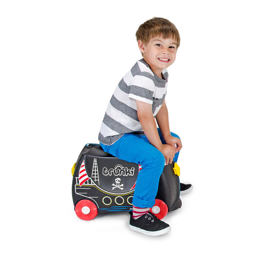 Pedro the Pirate Ship Trunki