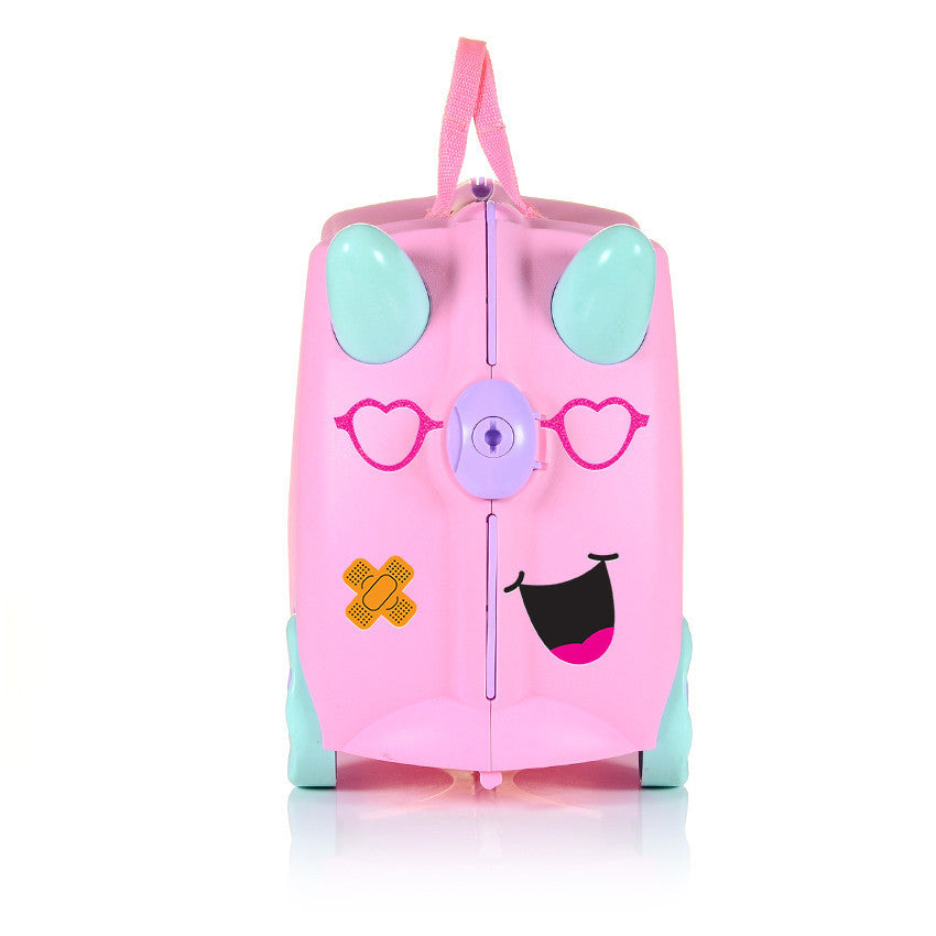 Trunki Autocollants Visages Amusants