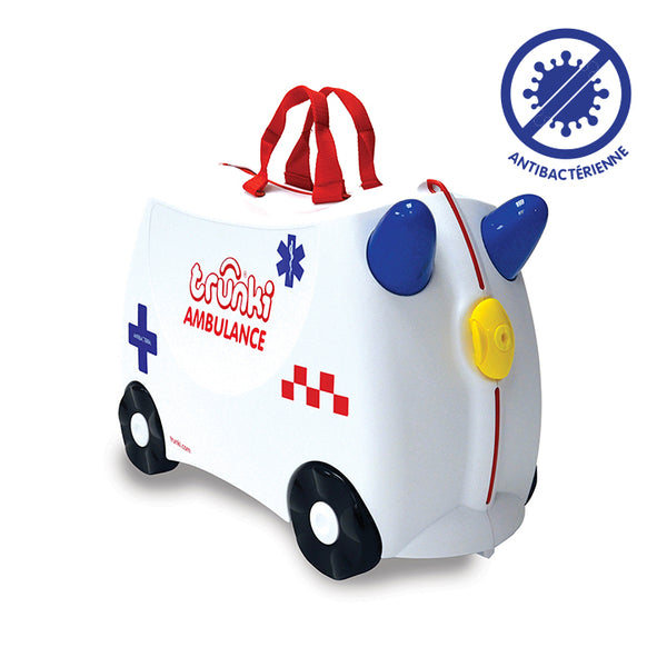 Abbie l'Ambulance Trunki