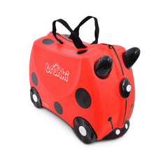 Harley la Coccinelle Trunki