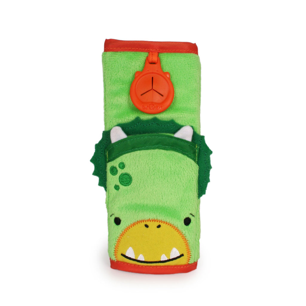 SnooziHedz - Coussin Sangle - Dinosaure
