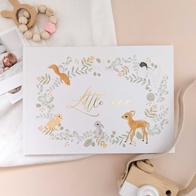 baby memory record book