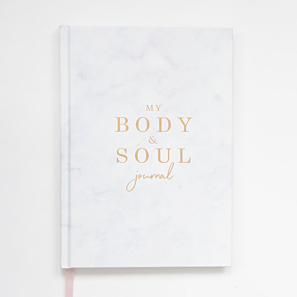 Body and Soul - 6 Month Fitness and Reflection Journal