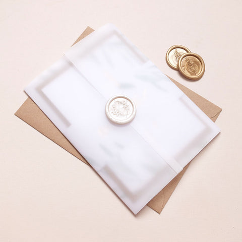 Wax Seal Olive Package - The Luxe Collection Foil