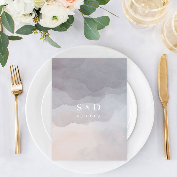 simple wedding menu ideas for weddings