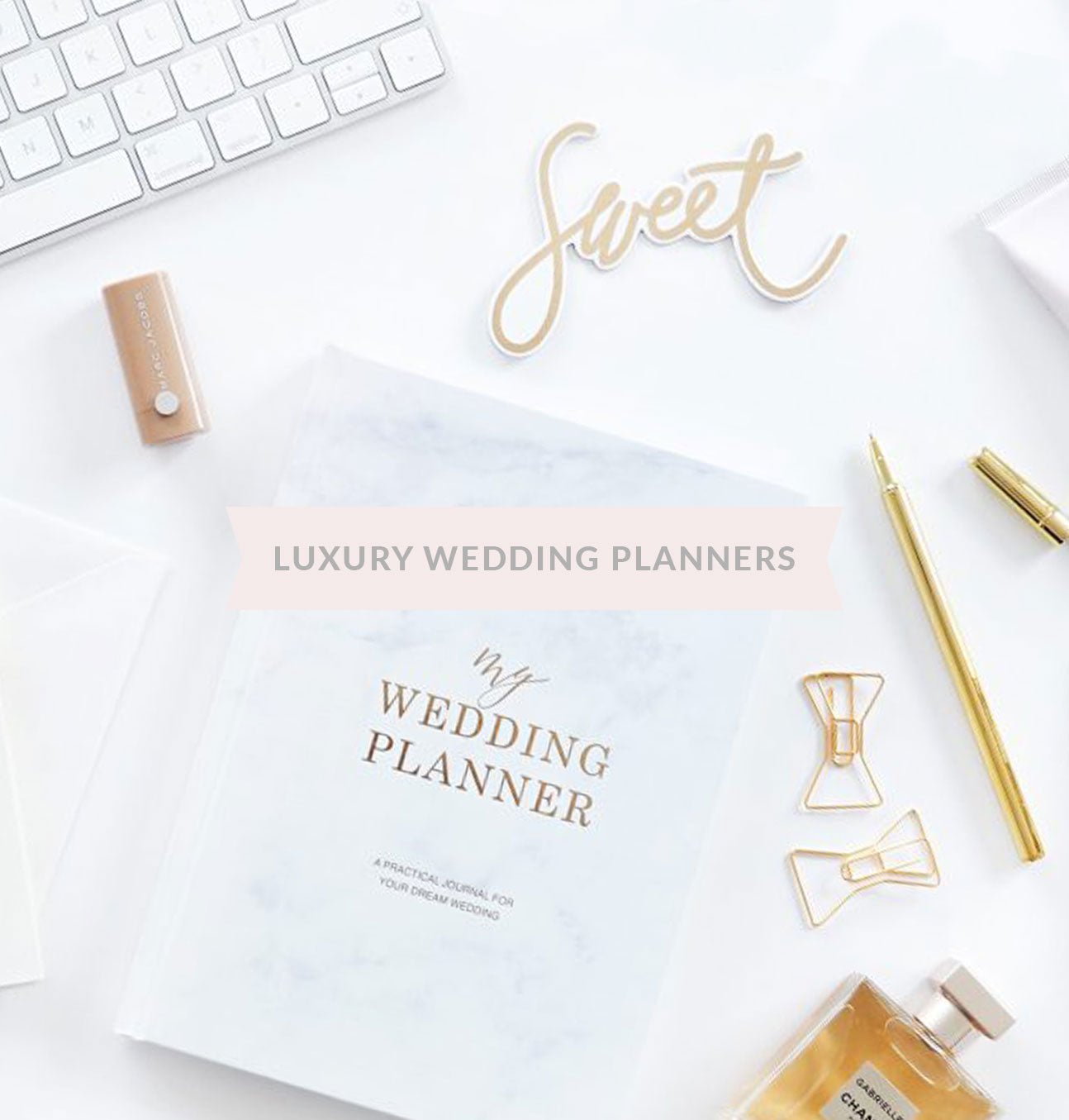 wedding planner book engagement gift