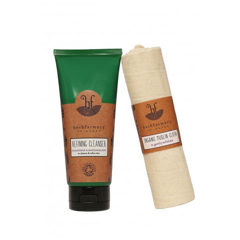 Herbfarmacy Organic Refining Cleanser-100ml (Free HK Delivery)