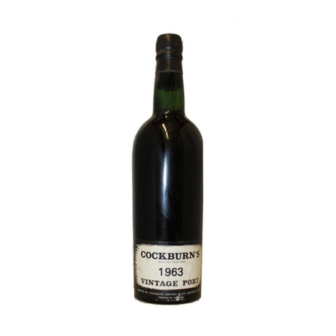 1963 Cockburn Porto Vintage, Portugal, 700 ml