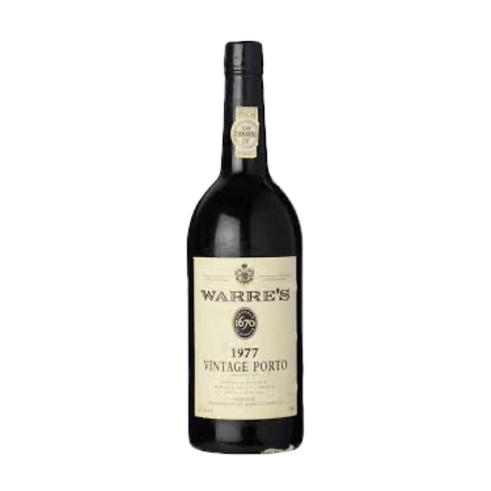 1977 Warre's Porto Vintage, Portugal, 700 ml