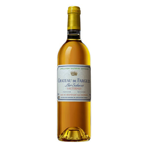 1994 Chateau de Fargues sur Saluces, Sauternes, France - 375ml