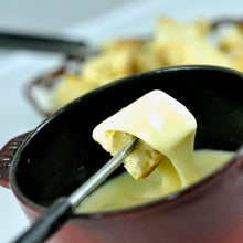 Load image into Gallery viewer, Classic Cheese Fondue by Chef Julien (450 gram per pack)