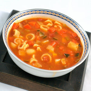 Minestrone Soup with Basil & Vegetables, 300 ml packet (Vegetarian)