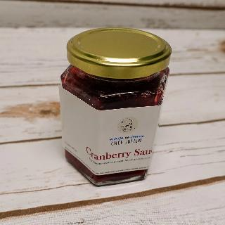 Cranberry Sauce in Jar