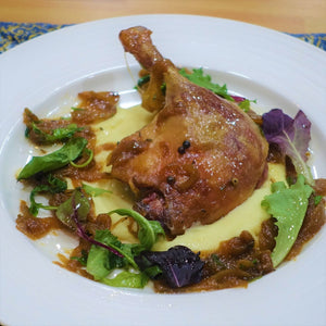 Video Demo of Escargot & Duck Leg Confit