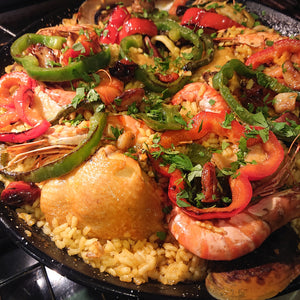 Paella for 2 persons - Sous vide 3 in 1 with Demo-Video