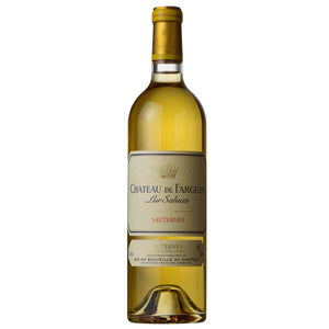 2005 Château de Fargues, Sauternes, France - 375ml