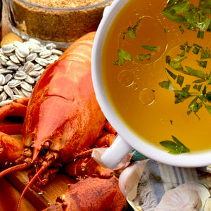 "Lobster Stock ""Natural"", 500 ml packet"
