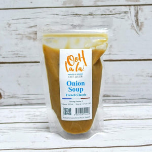 French Onion Soup, 300 ml  (Vegetarian)