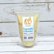 Load image into Gallery viewer, Vegetable Chowder,  300 ml packet (Vegetarian)