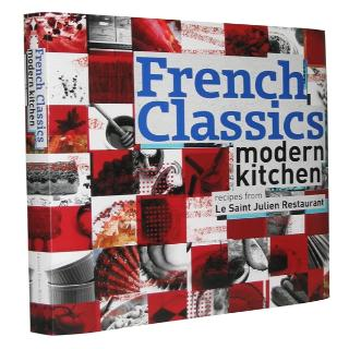 Deluxe Cheese Hamper with French Classic Cookbook