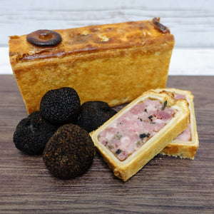 Truffled Pâté En Croûte, 350 grams, by Chef Julien Bompard