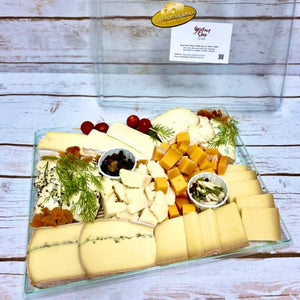 Deluxe Cheese Platter with 7 Cheeses - 1 Kilo