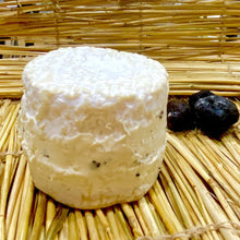 Load image into Gallery viewer, Truffle Chaource Triple Cream Cheese (Handcrafted by Edith, the Cheese Master) - 350 gram