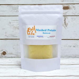 Buttered Mashed Potato 200 grams