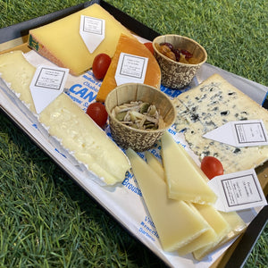 Gourmet Platter with 5 Cheeses - 500 gram