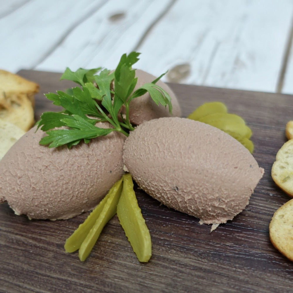 Chicken Liver Mousse, 250 gram