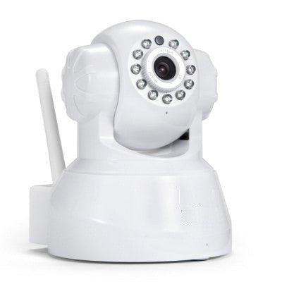 IP Security Camera with adjustable lens and Ifrared
