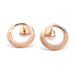 Nubia Circle Earrings - Manari Design