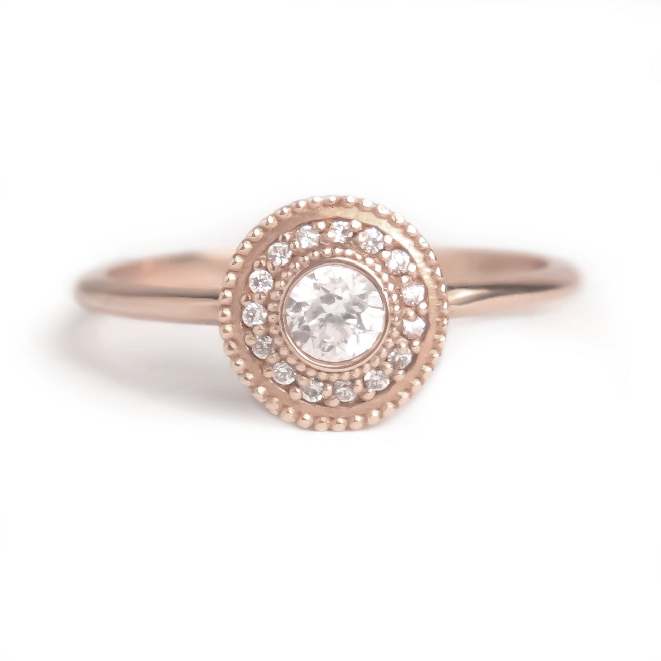 Leila Diamond Ring - Manari Design