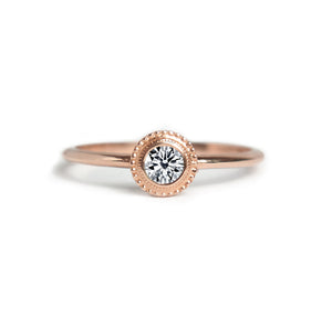 Nadine Diamond Ring - Manari Design