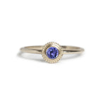 Nadine Tanzanite Ring - Manari Design