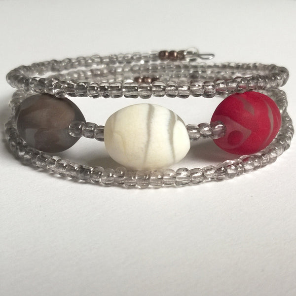 Black Forest Gateau Bracelet