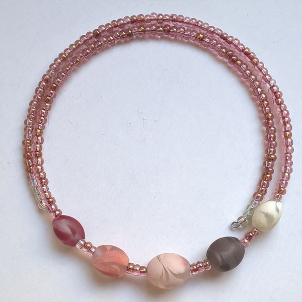Dusty Pink Choker