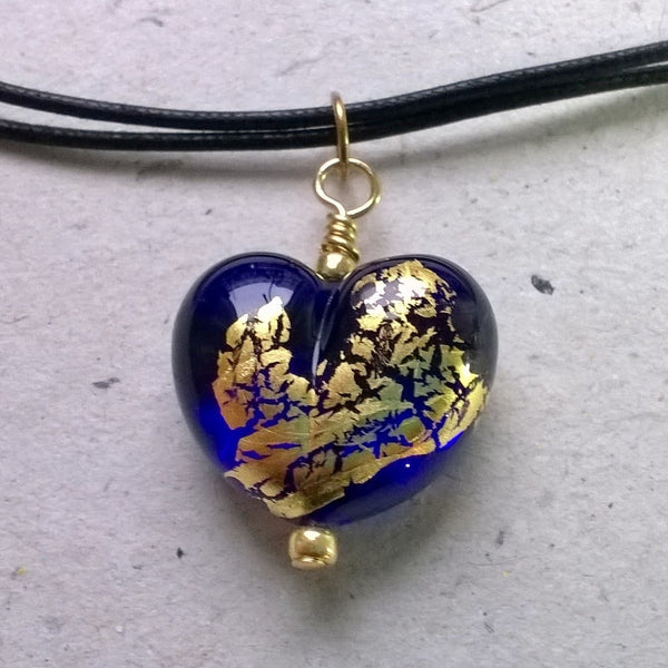 Egypt Heart Pendant