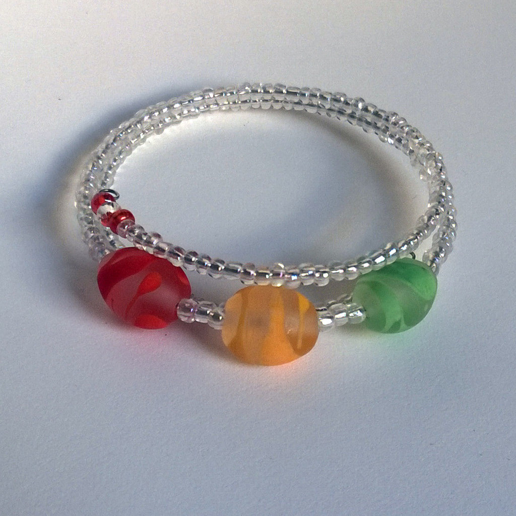 Frosted Fruity Sorbet Bracelet