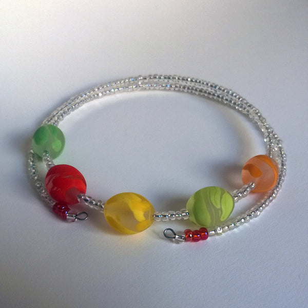 Frosted Fruity Sorbet Choker
