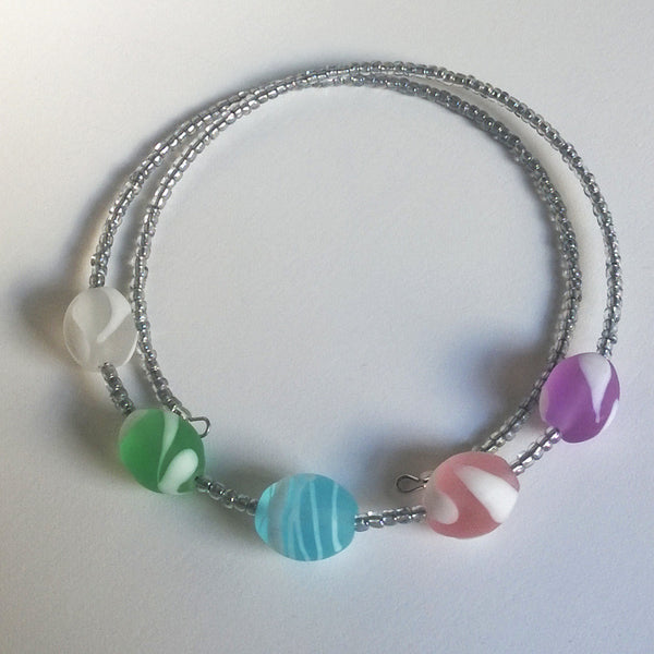 Frosted Cool Ice Choker