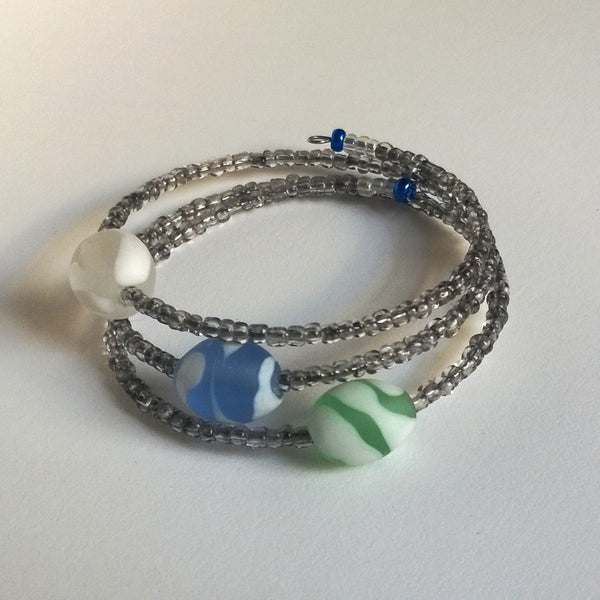 Frosted Cool Ice Bracelet