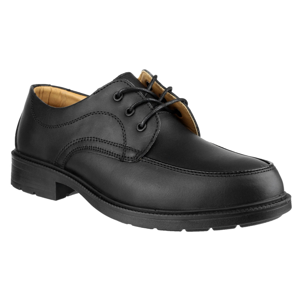 Amblers Steel FS65 Mens FS65 Safety Work Shoes Black LaWTpA9an