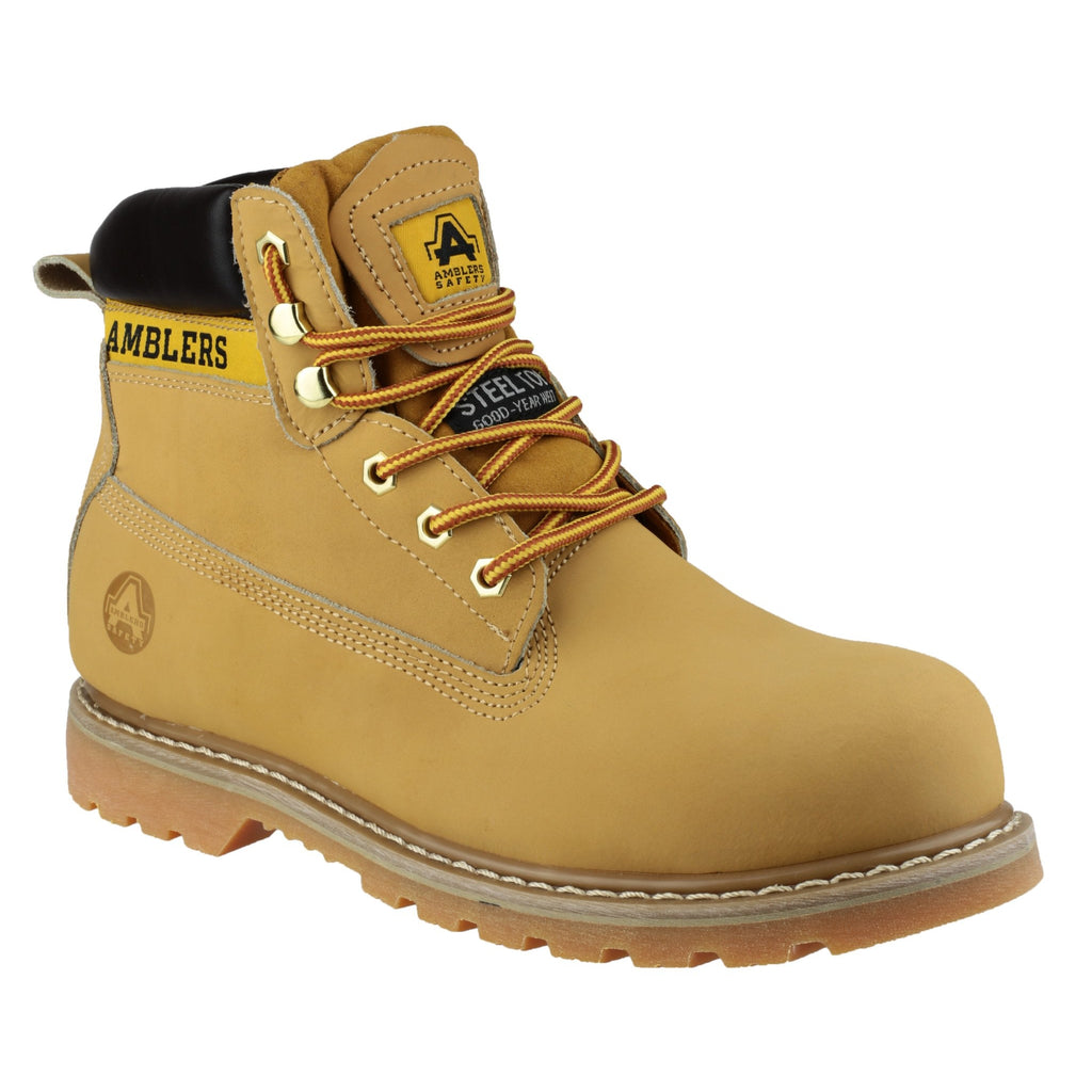 Amblers FS7 Safety Boots-ShoeShoeBeDo