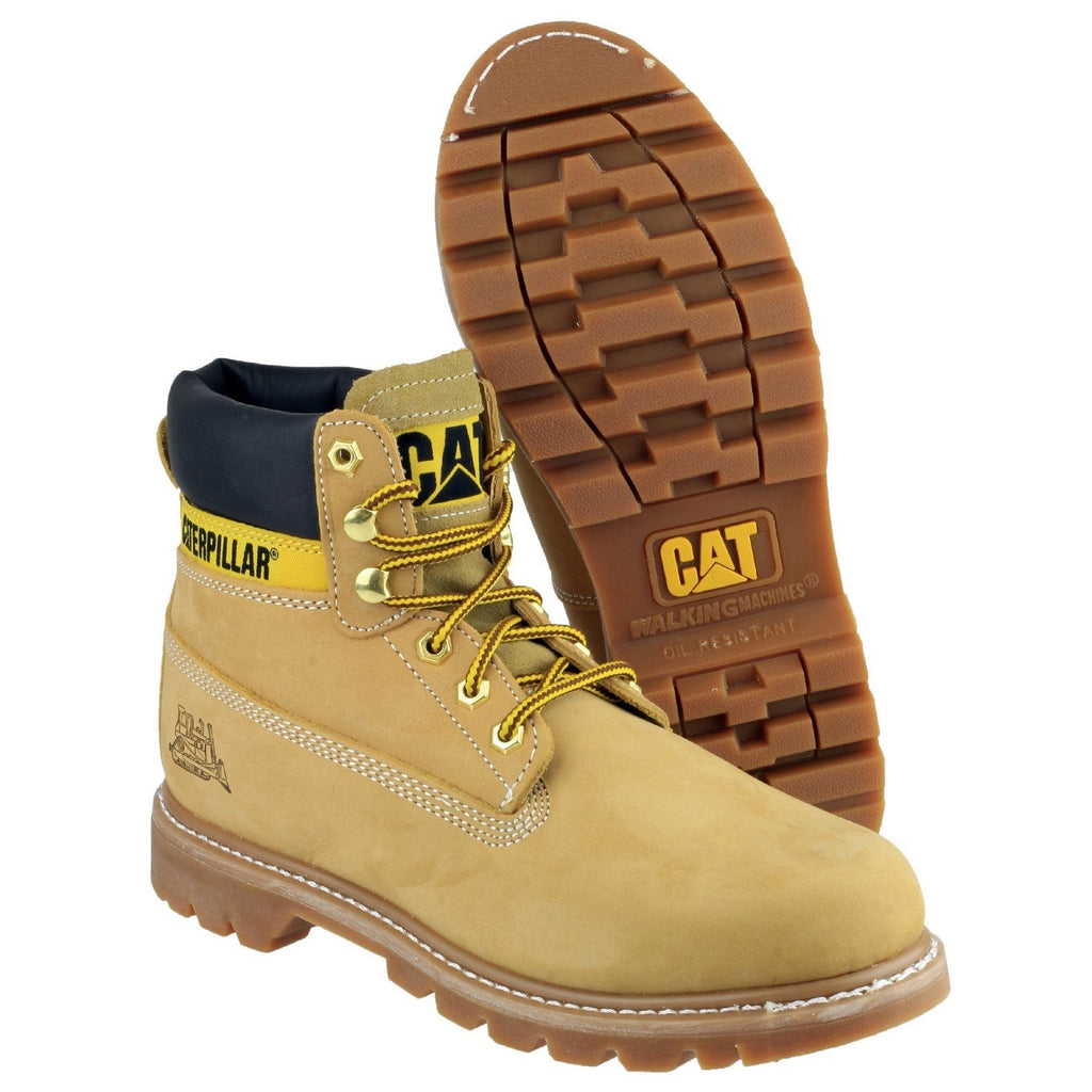 CAT Caterpillar Colorado Ankle Boots