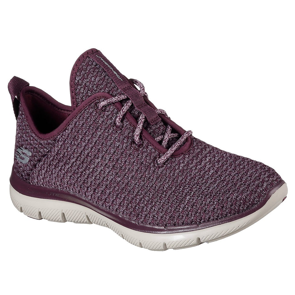 Skechers Flex Appeal 2.0 Bold Move Trainers-ShoeShoeBeDo