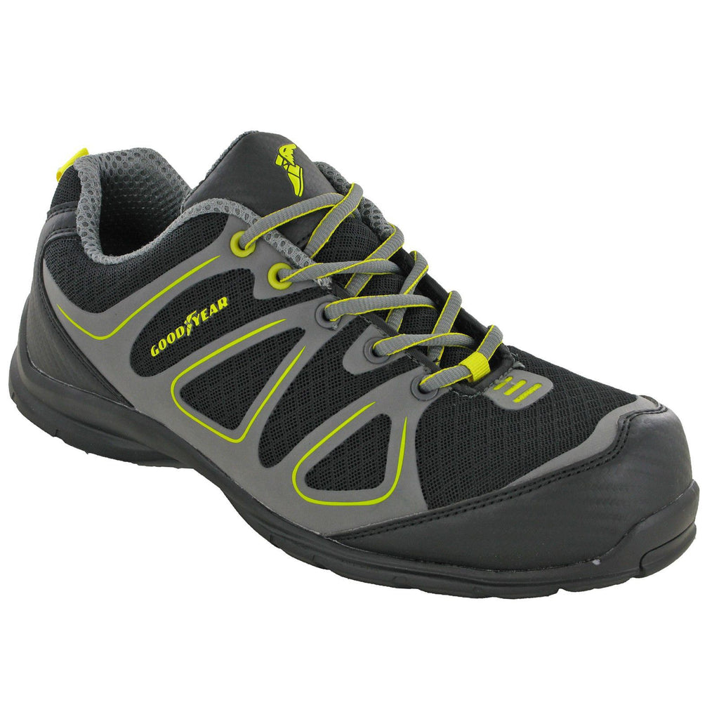 Goodyear 1509 Safety Trainers-ShoeShoeBeDo