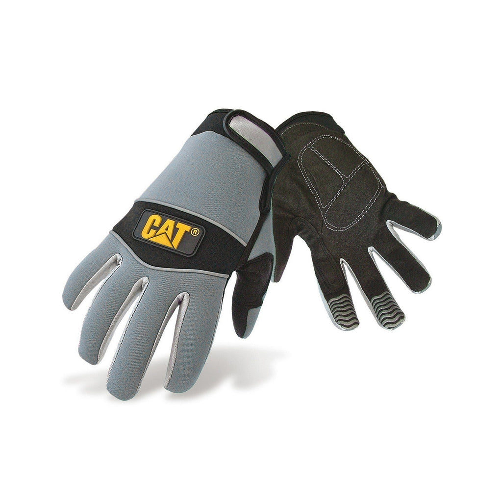 CAT Caterpillar Neoprene Comfort Gloves-ShoeShoeBeDo